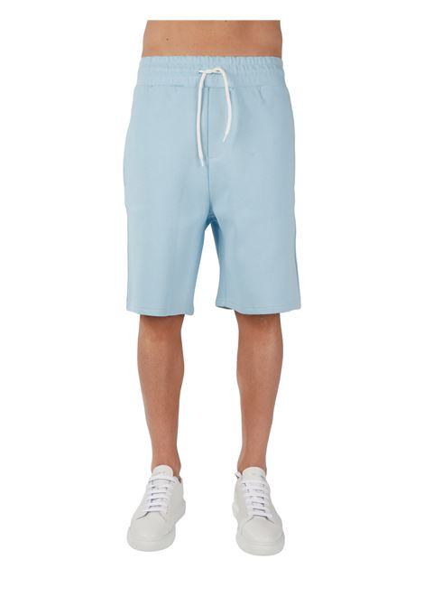 LIGHT BLUE BERMUDA WITH ELASTIC WAIST THE FUTURE |  | TF0003CELESTE