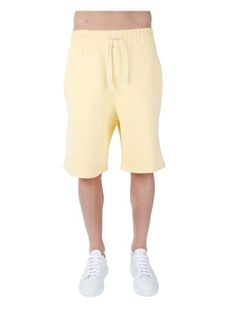 YELLOW BERMUDA WITH ELASTIC WAIST THE FUTURE |  | TF0003GIALLO