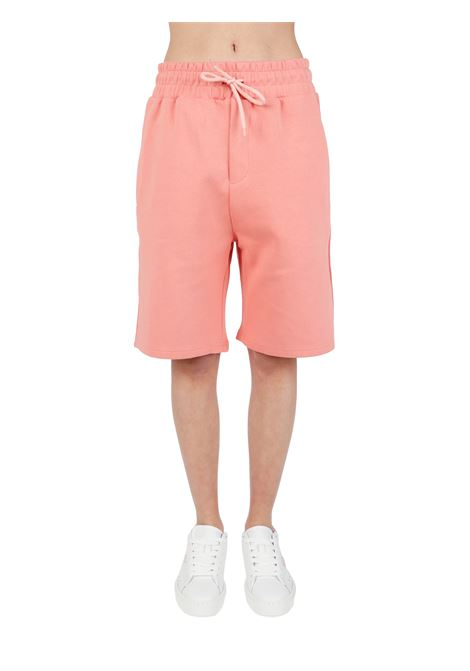 SALMON BERMUDA IN COTTON THE FUTURE |  | TF0003ROSA