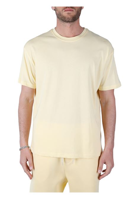 T-SHIRT GIALLA IN COTONE THE FUTURE | T-shirt | TF0004GIALLO