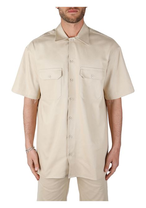 OVER SHIRT IN COTTON THE FUTURE |  | TF0018BEIGE