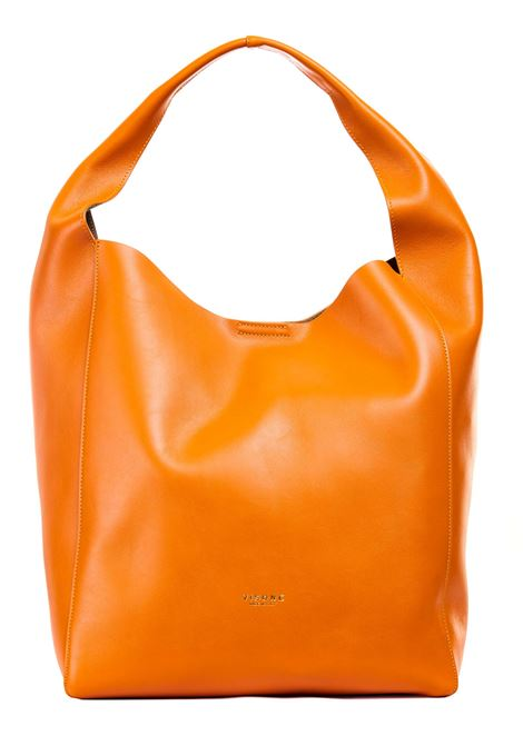 ORANGE LEATHER BAG ELIZABETH MODEL VISONE |  | ELIZABETHLEATHERSHOULDERARANCIO