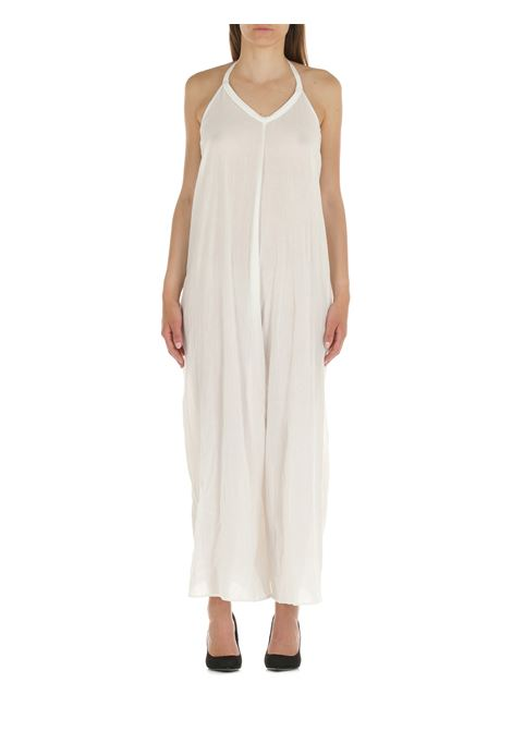 MAXI JUMPSUIT WITH BACK NECK weili zheng | Clothes | SWZDJ58PE1
