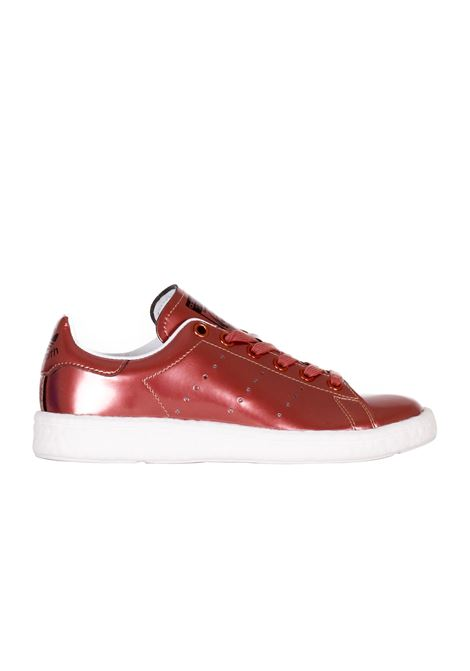 SNEAKERS 'STAN SMITH' IN PELLE ADIDAS | Sneakers | BB0107STANSMITHBOOSTrosa