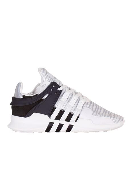 RUNNING 'EQT SUPPORT ADV' IN NUBUCK E SUEDE ADIDAS | Sneakers | BB1296eqtsupportadvBIANCO/NERO