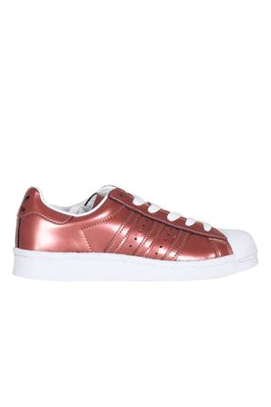 SNEAKERS IN PELLE GOMMATA ADIDAS | Sneakers | BB2270superstarboostwROSA