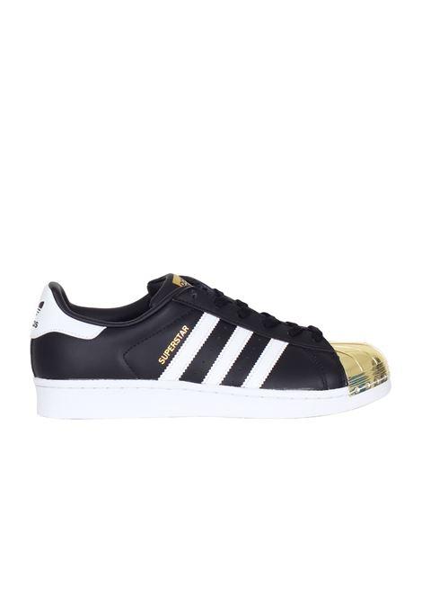 SNEAKERS 'SUPERSTAR 80S' ADIDAS | Sneakers | BB5115superstarmetaltoeWHITE/GOLD