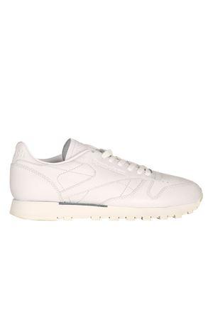 SNEAKERS IN PELLE REEBOK | Sneakers | BD1905reebokWHITE