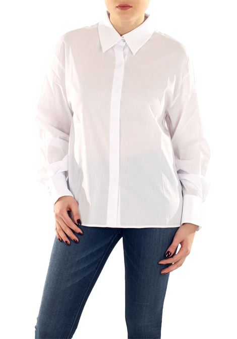 CAMICIA IN COTONE BALOSSA | Shirts | BA0069REDAWHITE