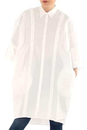 CHEMISIER IN COTONE BALOSSA | Shirts | BA0085NUNUWHITE