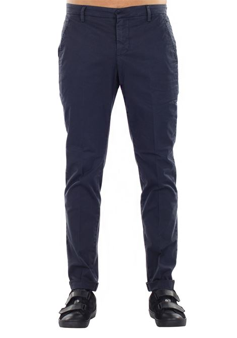 PANTALONE 'GAUBERT' IN COTONE DONDUP | Pants | UP235GS021UPTDDUS17897