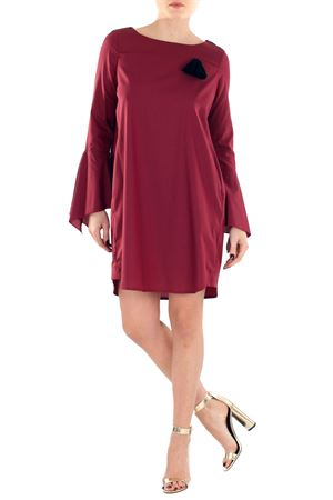 BORDEAUX DRESS DOU DOU | Dress | 1403572214