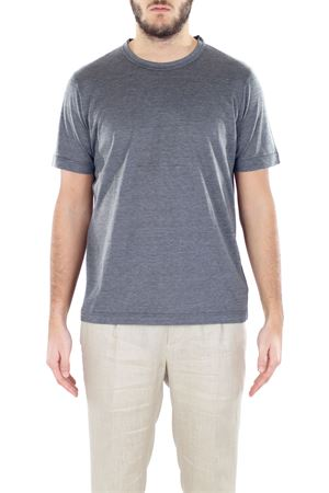 T-SHIRTS IN SILK AND COTTON ELEVENTY | T-shirt | 979TS0023TSH2300214