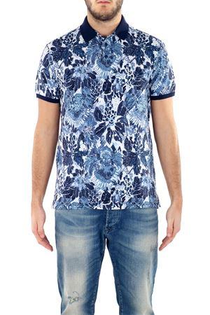 COTTON POLO ETRO | Polo Shirts | 121844009202