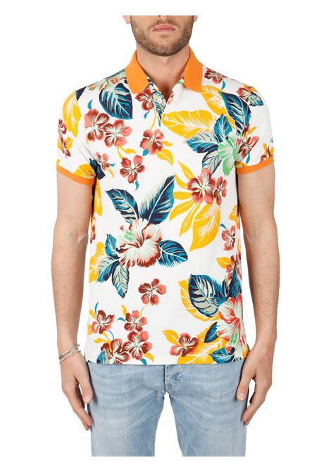 COTTON POLO ETRO | Polo Shirts | 121844078991