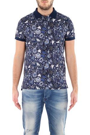 POLO COTTON ETRO | Polo Shirts | 1Y0494008203