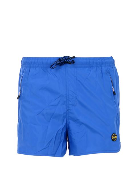 SHORT SEA SUIT F**k | Swimsuits | FK171030UROYAL