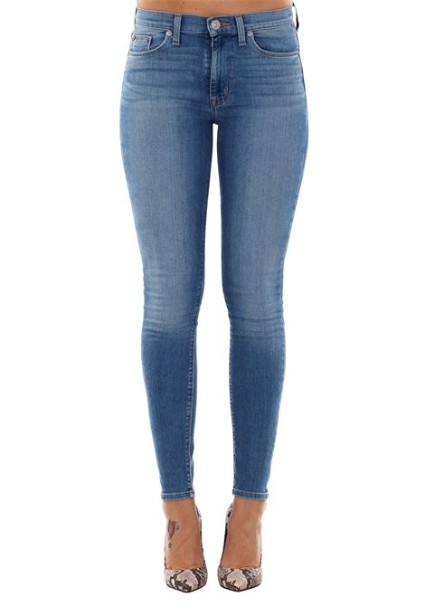 JEANS 'BARBARA' IN COTONE HUDSON | Jeans | WH4074DYAREALJEANS