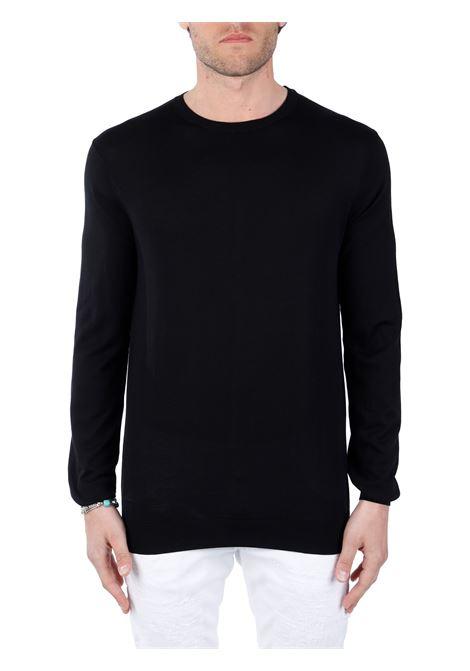 SILK AND COTTON JERSEY KANGRA | Shirts | 30040100013