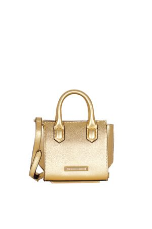 BORSA 'BROOK' IN PELLE KENDALL+KYLIE | Borse | BROOK NANOGOLD