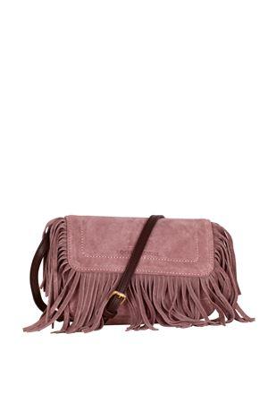 BORSA IN SUEDE L'AUTRE-CHOSE | Bags | LBE0030172299E281ROSA ANTICO