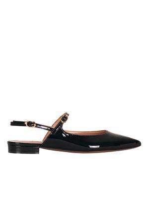 LEATHER BALLERINA L'AUTRE-CHOSE | Shoes | LDE00215CP00417012NERO