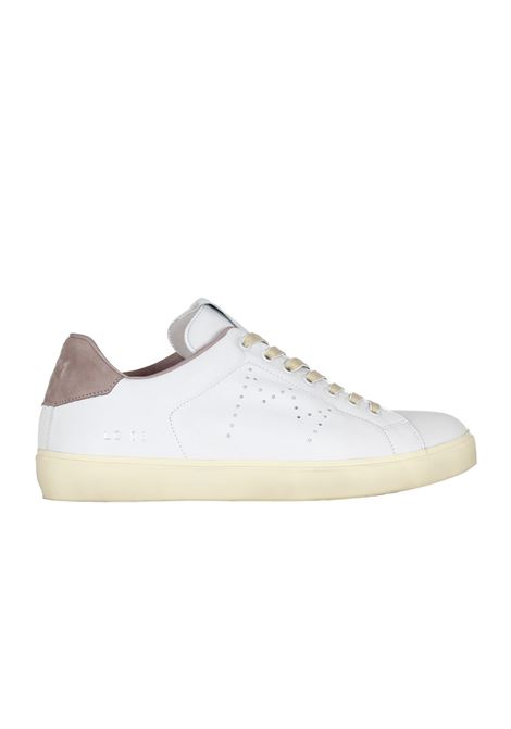 SNEAKERS IN CERVO LEATHER CROWN | Sneakers | MLC06103