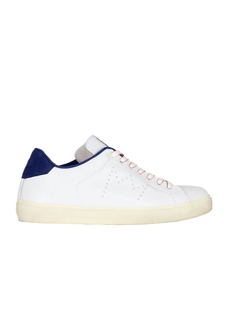SNEAKERS IN CERVO LEATHER CROWN | Sneakers | MLC067