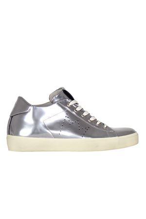SNEAKERS IN PELLE LAMINATA LEATHER CROWN | Sneakers | W13689