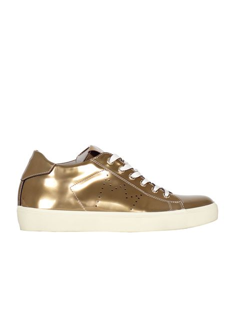 SNEAKERS IN PELLE LAMINATA LEATHER CROWN | Sneakers | W13691