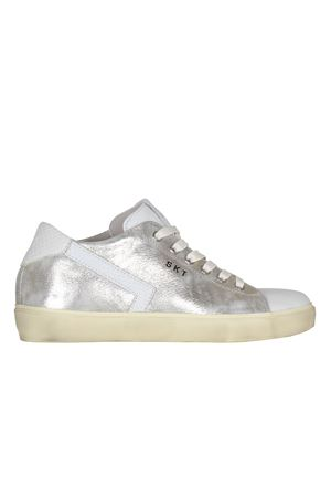 SNEAKERS IN CERVO LEATHER CROWN | Sneakers | WLC0923