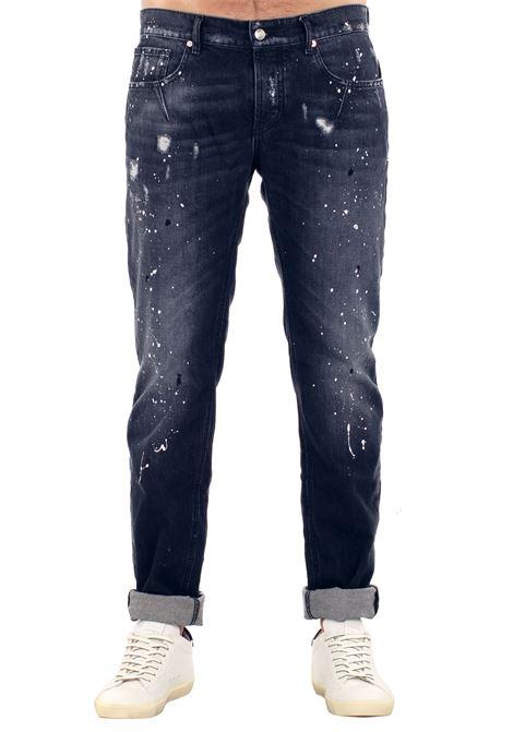 JEANS IN COTONE LES HOMMES   Jeans   URC500UC6019012