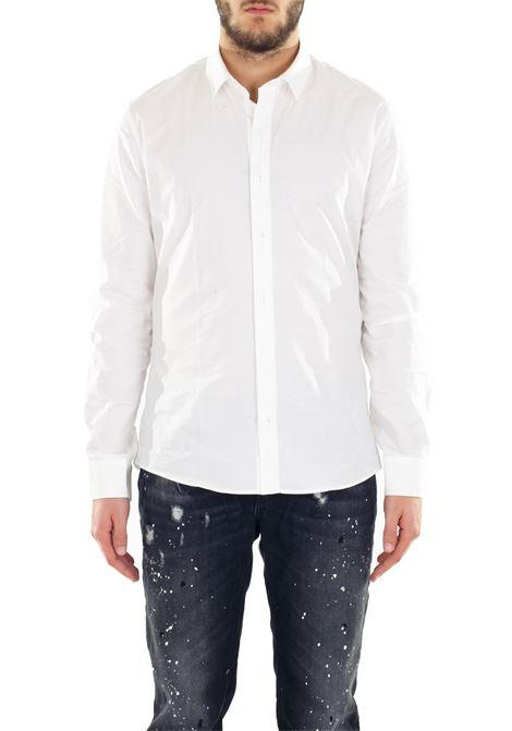 CAMICIA IN COTONE LES HOMMES   Camicie   URC601UC5001000