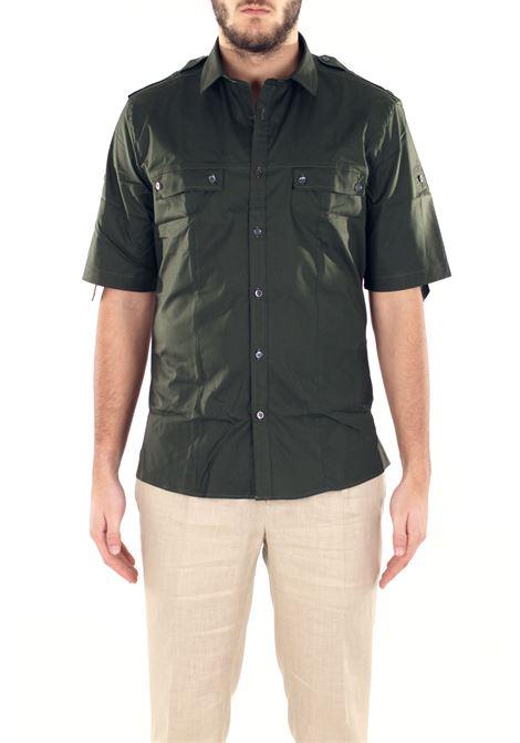 COTTON SHIRT LES HOMMES | Shirts | URC655UC5003100