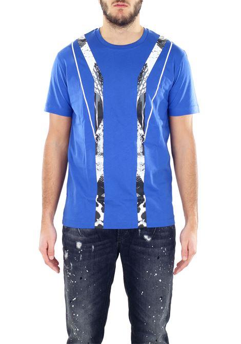 T-SHIRT IN COTONE LES HOMMES | T-shirt | URC800PUC802B7719