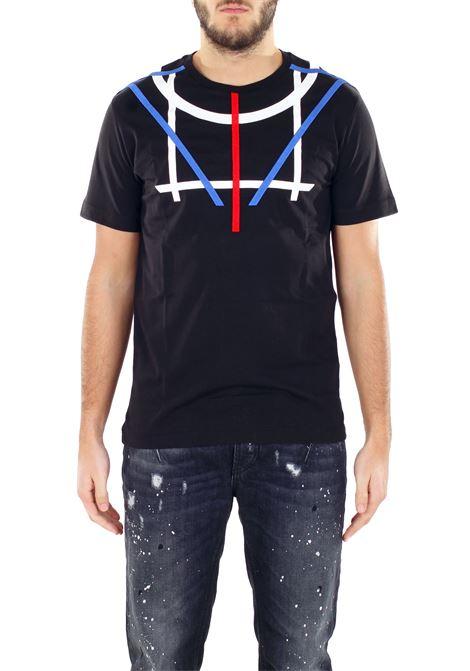 COTTON T-SHIRT LES HOMMES | T-shirt | URC800RUC801D9775