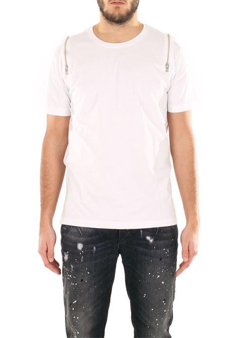COTTON T-SHIRT LES HOMMES | T-shirt | URC801UC8001000
