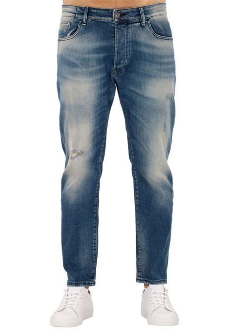 JEANS IN COTONE LOW BRAND | Jeans | L1DSS173373UNICA