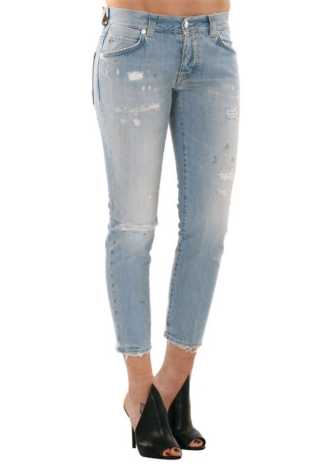 JEANS 'KAREN' COTTON PEOPLE | Jeans | W30010A181L2138JEANS
