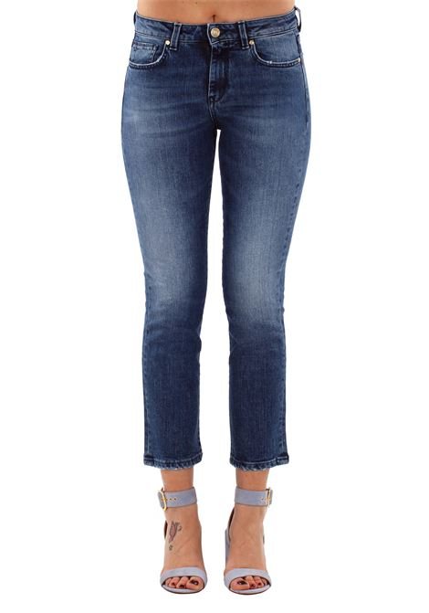 JEANS 'CLIZIA' IN COTONE PINKO | Jeans | 10820A02MECLIZIA1PJ9051