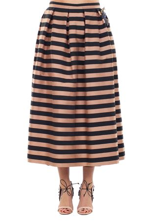 GONNA LUNGA IN COTONE ROCHAS | Skirts | ROPK351068RK250610A275