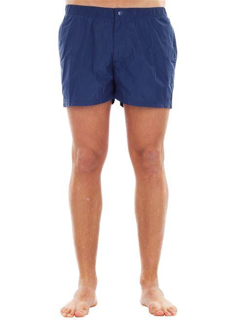 PANTALONCINO MARE CORTO BOTTONE SUNDEK | Costumi | M520BDM0600016