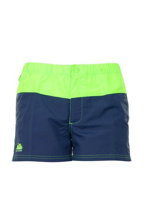 BOARDSHORT BICOLOR SUNDEK | Swimsuits | M669BDTA100334