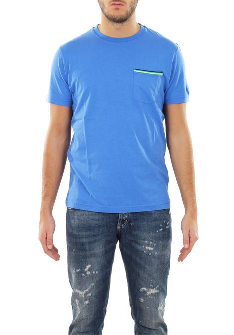 T-SHIRT 'BRAIN' IN COTONE SUNDEK | T-shirt | M943TEJ6300254
