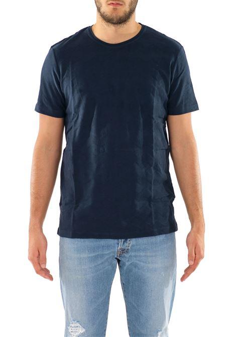T-SHIRT IN COTONE TAILORED | T-shirt | 7174213BLU