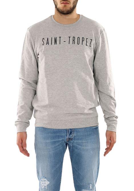 COTTON SWEATER TAILORED | Sweatshirts | 7177208GRIGIO