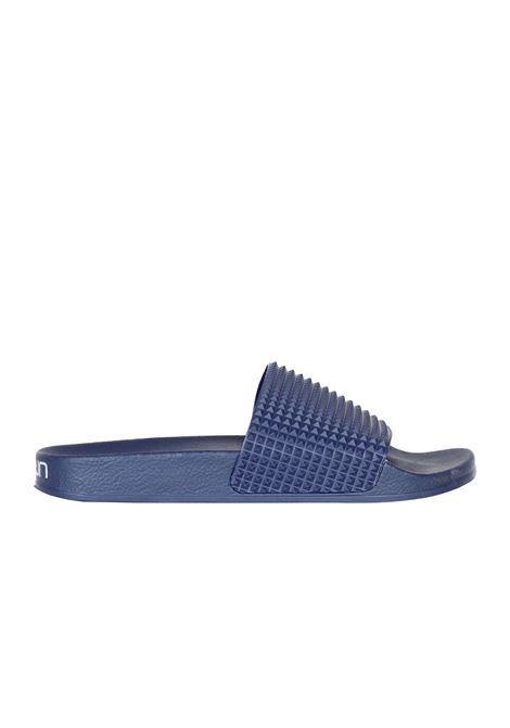RUBBER SLIPPER TOWN | Slide Sandals | 171TWPPLOMBOKPLOTNAVY