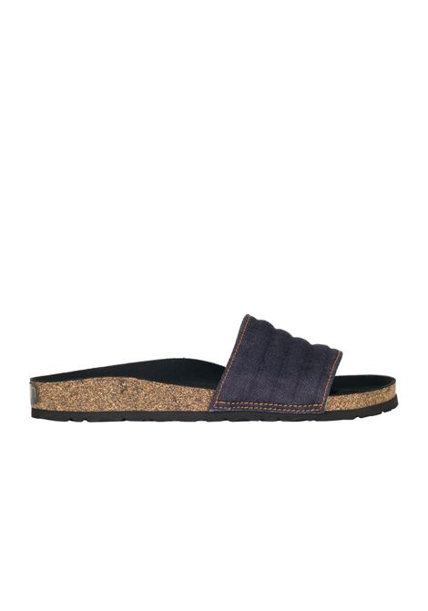 JEANS AND CORK SLIPPER TOWN | Slide Sandals | MALECON171TWCLMLINEARMRAWJEANS