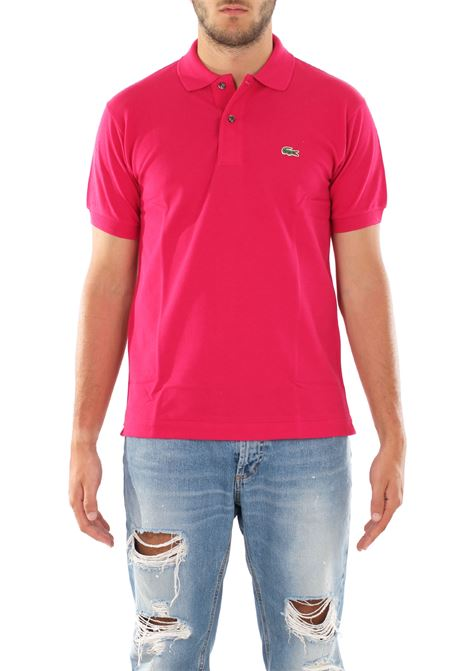 COTTON POLO Lacoste | Polo Shirts | L1212BIGARREAUU08
