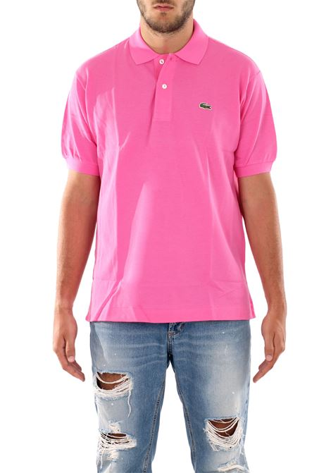 COTTON POLO Lacoste | Polo Shirts | L1212BUVAROFUXIA